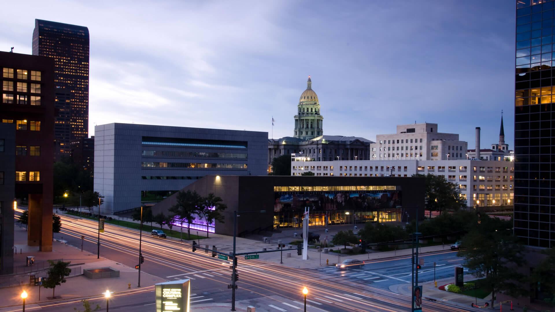 Colorado Capital Complex