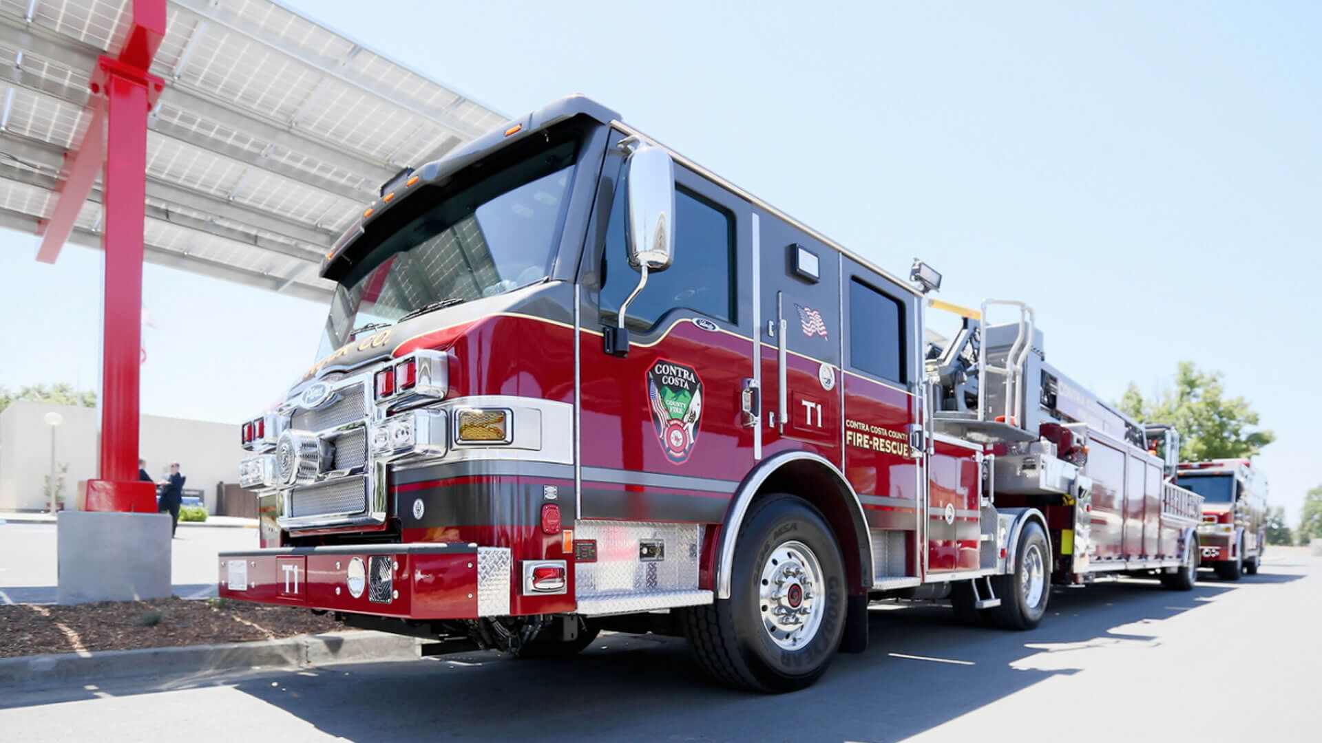 Contra Costa County Fire Protection District