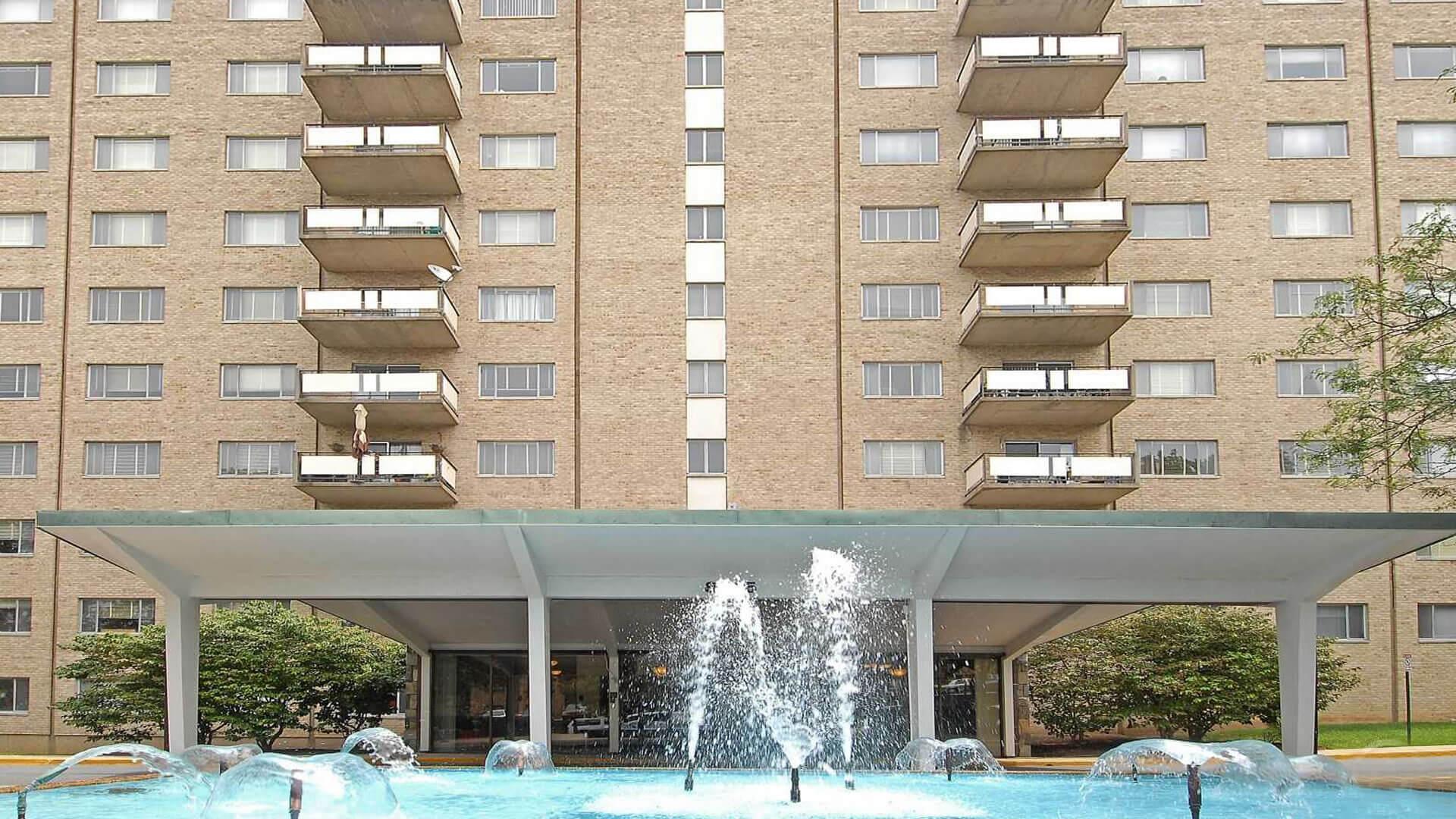 Ruxton Towers Apartments