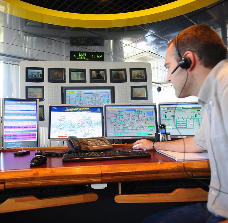 Utility Monitoring image